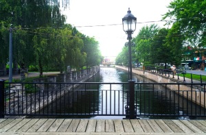 Les trois heures du canal