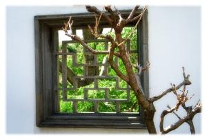 Trois fenêtres d'Orient