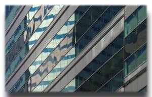 Les miroirs urbains